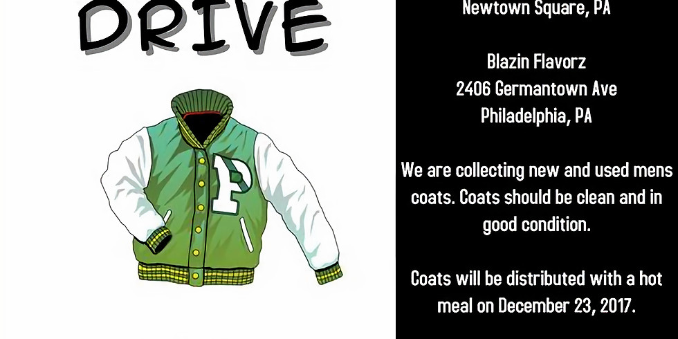 PCG Annual Coat Drive