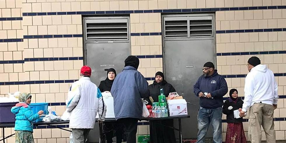 PCG Community Meal