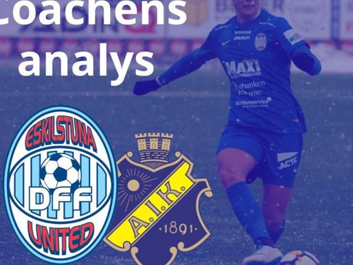 COACHENS ANALYS UNITED-AIK