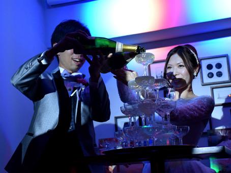 【結婚式2次会】パーティー開始時間