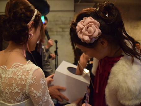 【結婚式2次会】おすすめゲーム