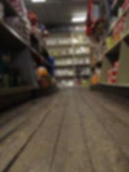 Whitehall Store wooden floors
