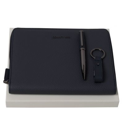Cerruti Conference Folder, Pen & USB.jpe