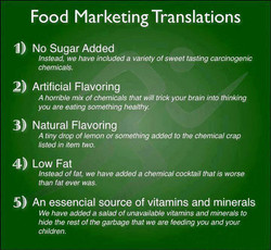 7 food marketing translations