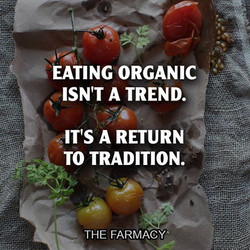 77 eating organic
