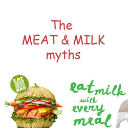 meat and milk myths