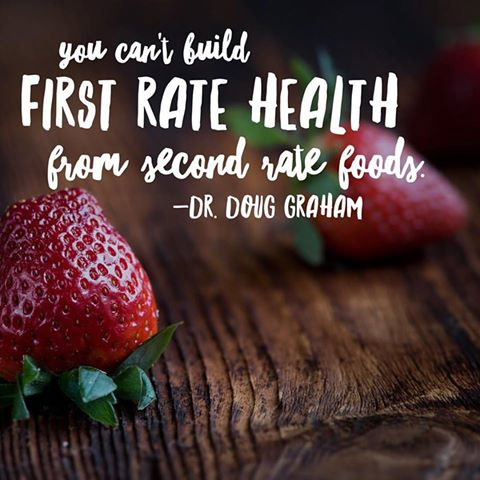 nutrition first rate health