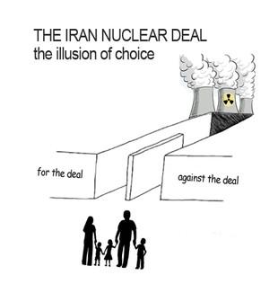 """For or against"" the Iran nuclear deal - a false choice."
