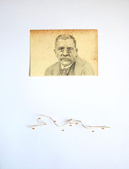Magnus Hirschfeld dibujo Ricardo Coello Gilbert Arte contemporáneo Ecuador Contemporary Art