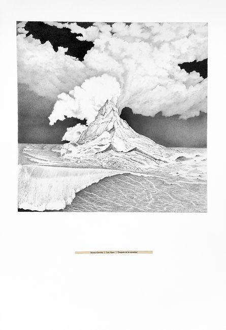 2021 - Monte Cervino - Los Alpes - Después de la eternidad - Ricardo Coello Gilbert MID.jp