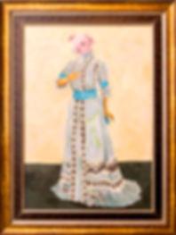 Ricardo Coello Gilbert | La extraordinaria señora cabeza de chancho