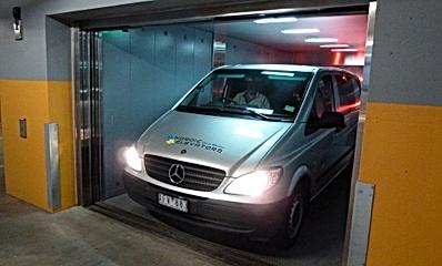 frieght elevator