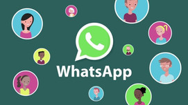 "WhatsApp or more to the point, ""What's Up?"""