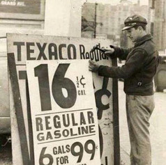 Gas Prices 1939
