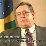 Mr Hitler Mussolini