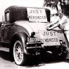 Just Divorced in 1934