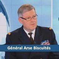 General Arse Biscuites