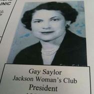 Gay Saylor