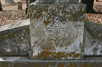 oak-ridge-cemetery-74-jewish-star-on-gra