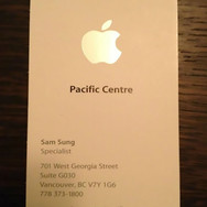 Sam Sung (working for Apple !!!!)