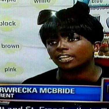 Airwrecka McBride