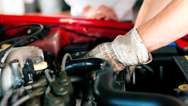 tune up and oil change service