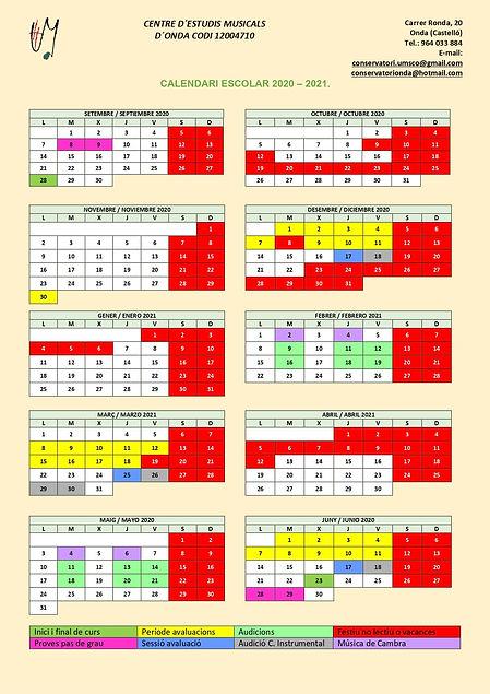 Calendario Escolar 2020 - 2021_page-0001