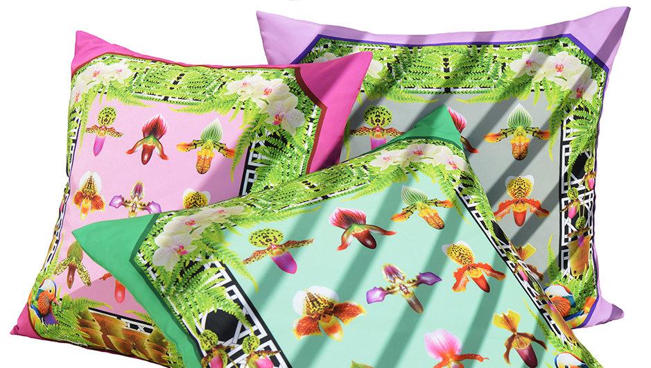 LOFT209 home decor Orchid Decorative Pil