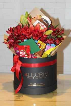 Flower Box com Doces