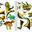 Thumbnail: 《孩子喜爱的恐龙贴贴画》贴画故事书(随机发1 本)