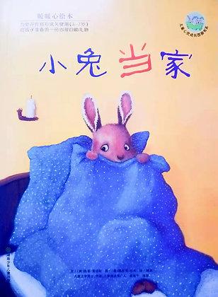 《小兔当家》暖暖心系列3-7岁孩子心理性格养成图画书