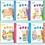 Thumbnail: 《小猪威比情绪绘本系列》儿童习惯情商培养故事书:我很害怕/害羞/快乐/生气/难过/兴奋/骄傲/嫉妒等(共10册)