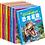 Thumbnail: 《恐龙星球大探秘》精装硬壳3-8岁少儿注音绘本(全套6册)