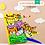 Thumbnail: 婴儿早教立体动物尾巴可咬响纸布书(选1本)