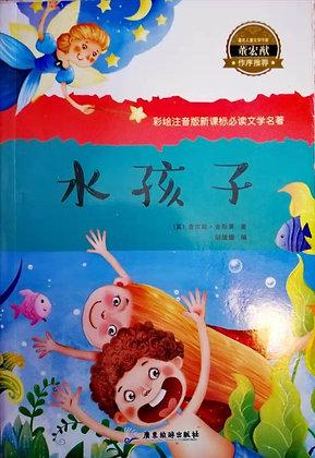 《水孩子》教育部推荐书目少儿必读世界经典彩绘注音版