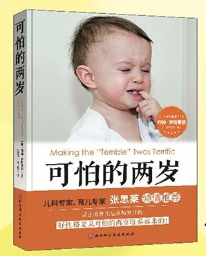 《可怕的两岁Terrible Two 》家庭教育书籍儿童心理学父母阅读中文版