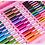 Thumbnail: 儿童美术绘画学习水彩笔画笔套装(86件套)
