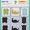 Thumbnail: 《日本幻冬舍数字游戏3-4岁系列》日本名校入学测试数字游戏/思维训练(全套4本)