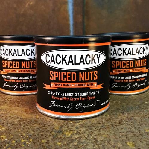 Cackalacky Nuts