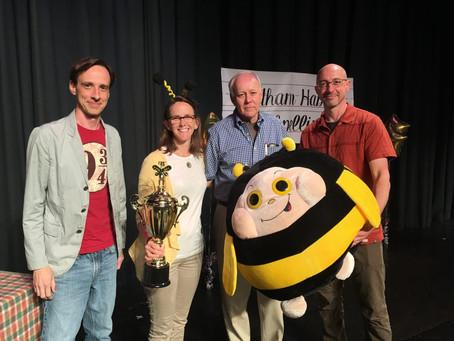 Adult Spelling Bee 2017