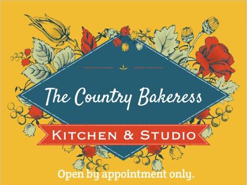 Country Bakeress - Tipsy Gypsy Cherries