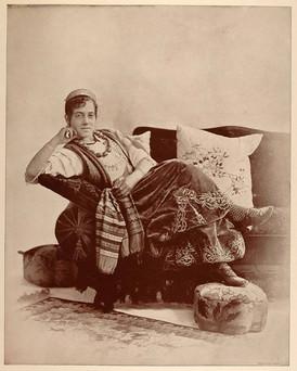 Syrian Jewish Dancer