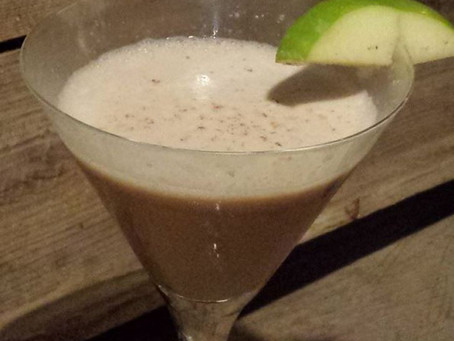 Apple Brandy Alexander