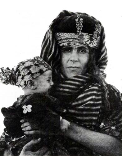 Kurdish Jewish Mother