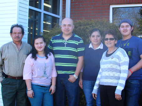 Meet the Castillo Family!