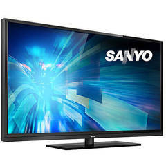 The Sanyo TV that could decorate your living room by entering the Cruise In Raffle!