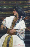 Sephardic girl