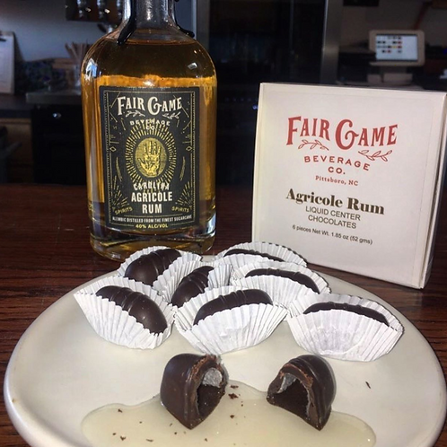 Fair Game Liquid Center Chocolates