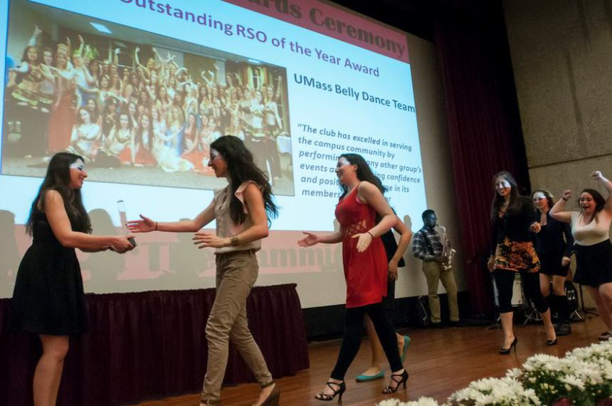 Outstanding RSO of the Year 2014