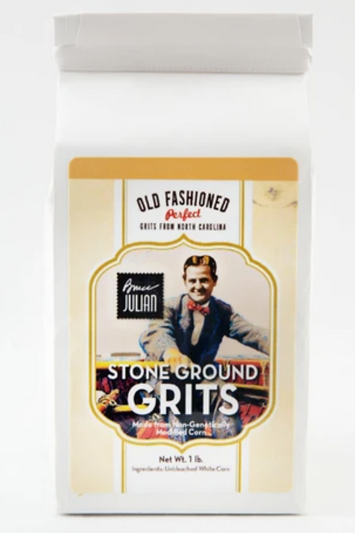 Bruce Julian - Stone Ground Grits